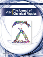 Cover of J Chem Phys, volume 142, issue 23